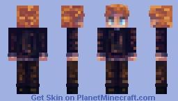Wylan Van Eck Minecraft Skin