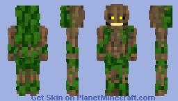 Floronic Man   DC Comics Minecraft Skin