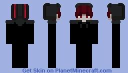 Razor Minecraft Skin
