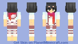 a nice day at the beach Minecraft Skin
