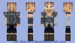 The Unworthy Thor #2 Minecraft Skin