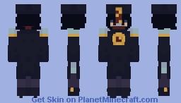 jiangshi Minecraft Skin