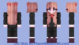 .;* Spxngie's Persona | Inkine Style | Fanskin *;. Minecraft Skin
