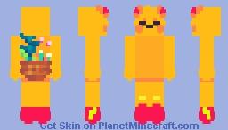 tofu doggie !! :] Minecraft Skin