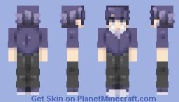 zander ; the music freaks Minecraft Skin