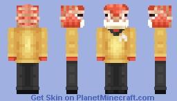 captain nautilus of the uss enterprise | skin fight Minecraft Skin