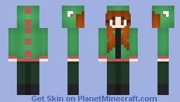 Cookiesaurus ~SF~ Minecraft Skin