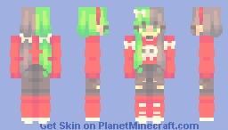 sf 18/ sparrow Minecraft Skin