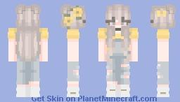 Freya ~ Aesthetic Series Minecraft Skin