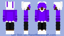 rabbit skin Minecraft Skin