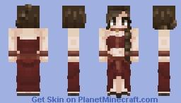 Ty Lee ~Ember Island~ Minecraft Skin