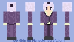 Shion - That Time I Got Reincarnated as a Slime Minecraft Skin