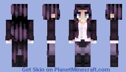 Zatanna Minecraft Skin