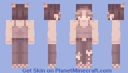 harness your hopes Minecraft Skin