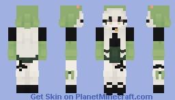 phrog Minecraft Skin