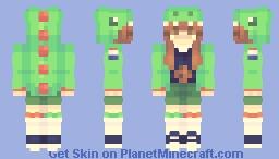 sf 22/ dinowcookie Minecraft Skin