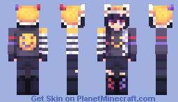 halp me Minecraft Skin