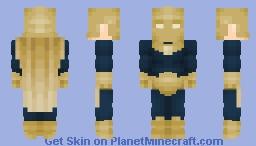 Doctor Fate | DC Comics Minecraft Skin