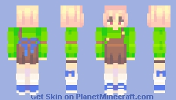 rui- sf Minecraft Skin