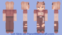 city of angels // sf attack [BOUNTY] Minecraft Skin