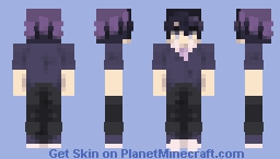 You gave her your sweater, it's just polyester ; Minecraft Skin