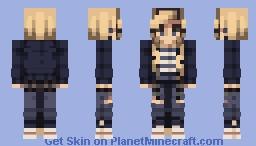 Claire Novak | Supernatural Minecraft Skin