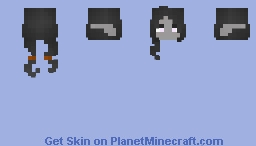 Dark Elf [F2U] Minecraft Skin
