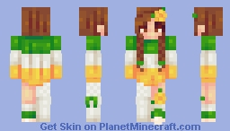 Flxtter ~ sf Minecraft Skin