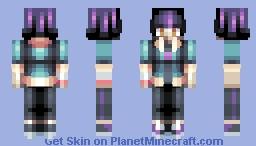 Hop Minecraft Skin