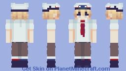 Squidward Torture Episode Minecraft Skin