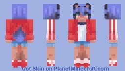 = Tanuki, not cat. = (SF) Minecraft Skin