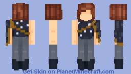 ⁿᵉᵛᵉʳ ʰᵉᵃʳᵈ ᵒᶠ ⁱᵗ Minecraft Skin