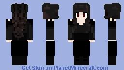 Bellatrix Lestrange Minecraft Skin