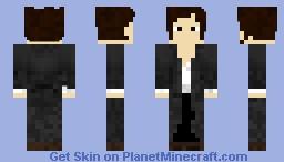 Porpentina Goldstein Minecraft Skin