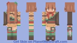 Luxury ~ Skin Trade w Nudle ♡ Minecraft Skin