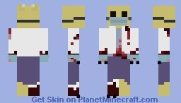 Nightmare Springbonnie Design/Redesign(?) Minecraft Skin