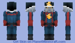 Star-Lord - Peter Quill || Guardians of the Galaxy Minecraft Skin