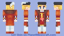 lukebutquiet (SF) Minecraft Skin
