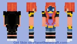 Misfit (Charlotte Gage-Radcliffe) Minecraft Skin