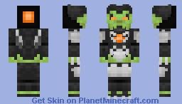 Mutran (Bionicle) Minecraft Skin
