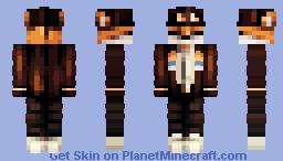 Fundy - Dream SMP Skin Remake. #6 Minecraft Skin
