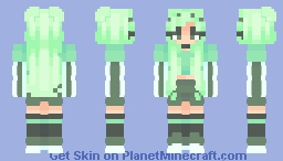 who we are Minecraft Skin