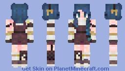 i'm all good Minecraft Skin