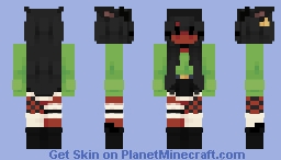 oc Minecraft Skin