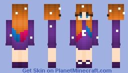 Galanxii *SF* Minecraft Skin
