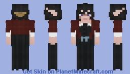 [LoTC] Corset and Plaid Minecraft Skin