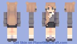 antiromantic Minecraft Skin