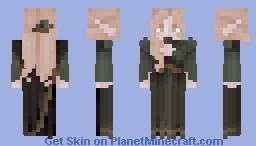 ↠ High Elven Elegance Minecraft Skin