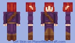 Iphera - Skin Fight 2021 Minecraft Skin