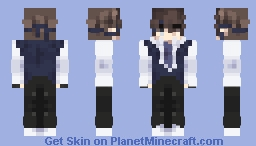 saturns about to make love and im just, a heartbreaker ; Minecraft Skin